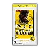 METAL GEAR SOLID PEACE WALKER PSP the Best