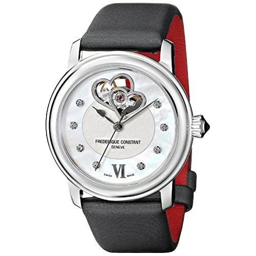 [フレデリックコンスタント]Frederique Constant 腕時計 Double Heart Analog Display Swiss Automatic Watch, FC310WHF2P6 レディース [並行輸入品]