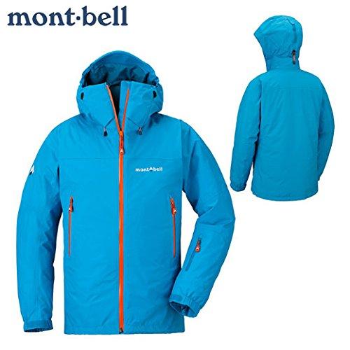 mont-bell(モンベル) ストームパーカ M'S シアンブルー M