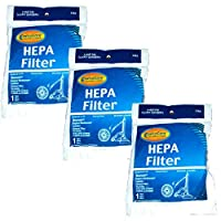 Hoover # 59134050WindTunnel HEPA真空排気フィルタ適合モデルs3755s3765s3755045 ホワイト