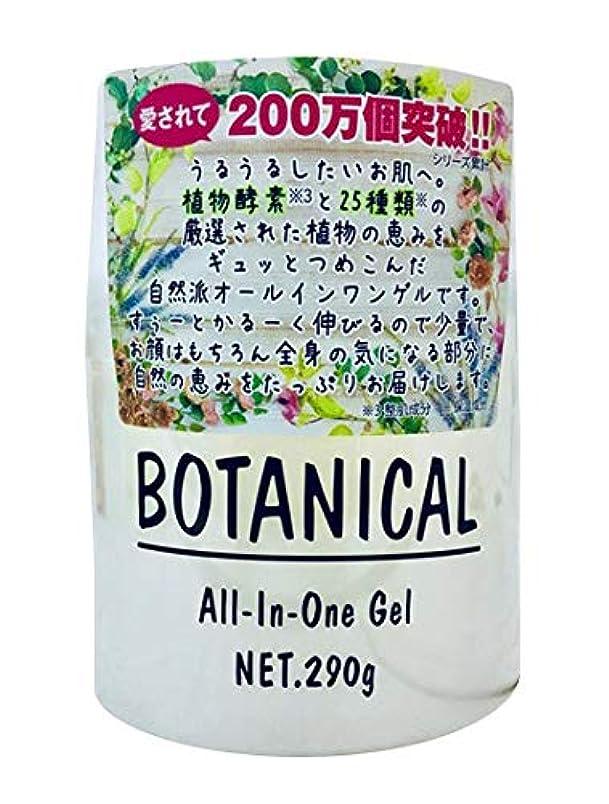 コンプライアンス広く思春期のボタニカル オールインワンゲル 290g