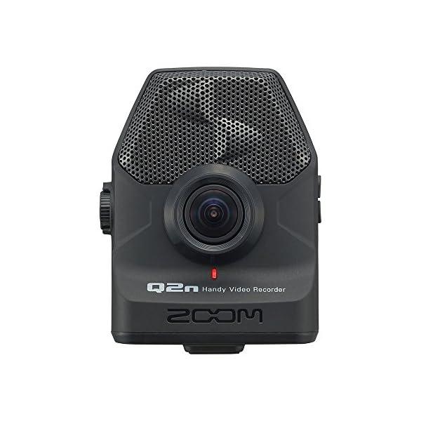 ZOOM ズーム ハンディビデオレコーダー Q2nの商品画像