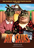 Dinosaurs: The Complete Third & Fourth Season [DVD] [Import]