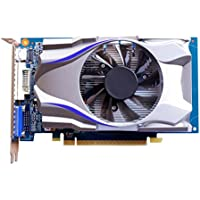 1 GBビデオグラフィックスカード、Nxda GTX 650ti 1 GB gddr5 128bit pci-express3.0ビデオグラフィックスカードwith VGA DVI HDMI for NvidiaのGeForce 27x16x6cm シルバー NXDA