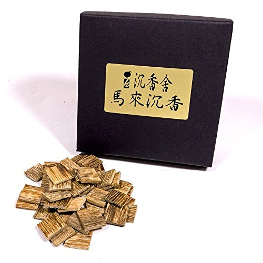 アーク回路現像馬來西亞 沈香角割刻み マレーシア産 沈香 5g お香 お焼香 焼香 天然沈香香木刻み こづつ用
