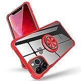 iPhone 11 Pro ケース 耐衝撃 リング tpu リング付き ケース 耐衝撃性保護シリコン スリム 薄型 ソフトカバー 傷つき防止 指紋防止 軽量 スタンド機能 車載ホルダー対応 ストラップホール 防塵 人気 スマホ ケース HB-14-9-02