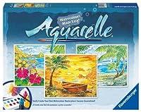 Ravensburger Aquarelle Beach Paradise by Ravensburger [並行輸入品]
