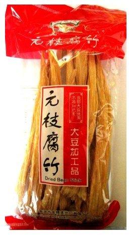 腐竹 乾燥棒ゆば227×5袋 中華お徳用フチク ヘルシー湯葉 中国産大豆製品