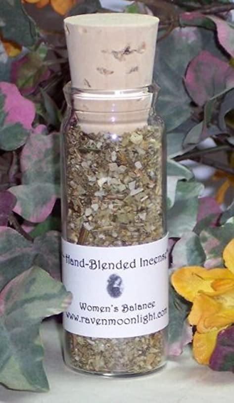暫定息切れぶどうhand-blended Incense : Women 'sバランス