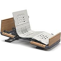 【組立配送込み】パラマウントベッド 楽匠Z 2モーション ラクリアモーション 木製ボード(足側ロータイプ) 幅91cm×レギュラー191cm KQ-7232