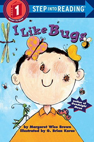 I Like Bugs (Step into Reading 1)の詳細を見る
