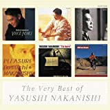 The Very BEST of YASUSHI NAKANISHI 画像
