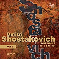 GD386 ショスタコーヴィチ:交響曲第9番、第10番 エミール・タバコフ(指揮) ブルガリア国立放送交響楽団