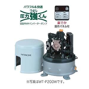 日立 浅井戸用自動ポンプ WT-P200W