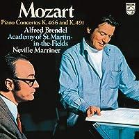 Mozart: Piano Concertos K.466 and K.491 [12 inch Analog]