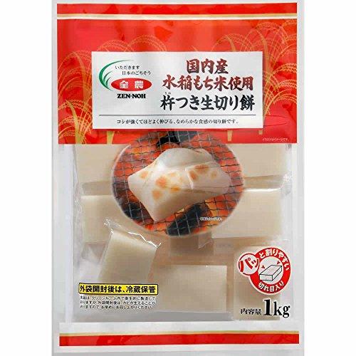 杵つき生切り餅 1Kg