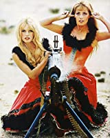 Bridgitte Bardot & Jeanne Moreau ( ブリジット バルドー &ジャンヌ モロー ) Viva Maria 写真  20cm×25cm (並行輸入品)
