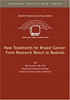 New Treatments for Breast Cancer [並行輸入品]