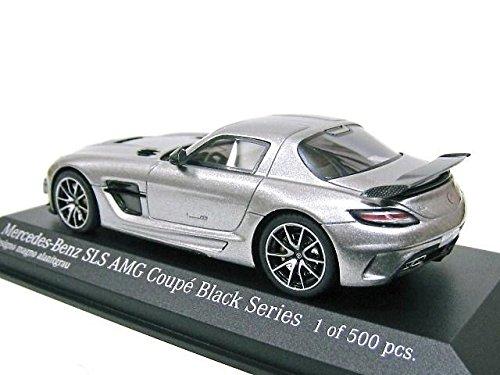 PMA 1/43 メルセデス ベンツ SLS AMG ブラックシリーズ 2013 (グレー)