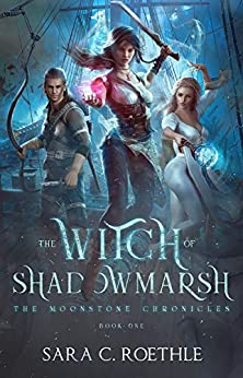 The Witch of Shadowmarsh (The Moonstone Chronicles Book 1) by [Roethle, Sara C.]