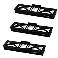 HH HEPAフィルタfor Neato BotVac接続Dシリーズフィルタ置き換えfor Neato Dシリーズ945–0215d75d80d85(3- Pack)