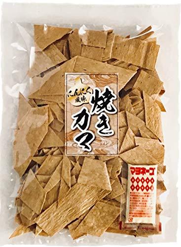 e-hiroya 訳あり お菓子 焼きかま にんにく風味 200g