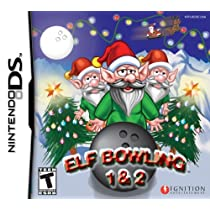 NDS Elf Bowling 1 and 2 (輸入版)
