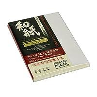 アワガミファクトリー IJ プレミオ 楮 白 はがきサイズ 30枚入 848601900