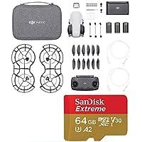 【コンボ】お得!DJI Mavic mini Combo SDカード(SanDisk Extreme)64GB+DJIグッズプレゼント