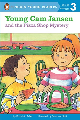 Young Cam Jansen and the Pizza Shop Mystery (Puffin Easy-To-Read Level 3)の詳細を見る