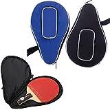 Niome Waterproof Nylon Table Tennis Racket Bag PingPong Paddle Bat Storage Case Box Zipper #01