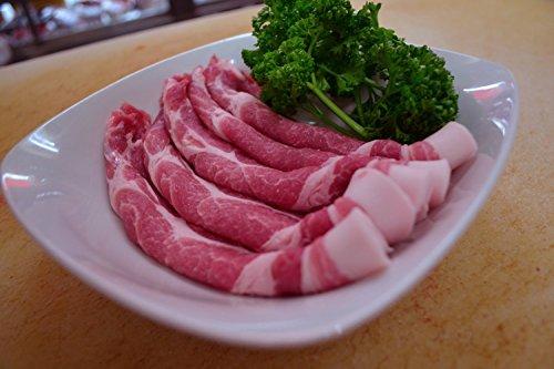 生姜焼き 用 国産 豚肉 肩ロース 薄切り 100g  【 国産 豚肉 国産豚肉 スライス 】