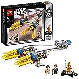レゴ(LEGO) スター・ウォーズ アナキンのポッドレーサー(TM) – 20周年記念モデル 75258 ブロック おもちゃ 男の子
