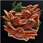 鳥取網代の松葉ガニ 蟹尽くしセット 茹で 総重量1kg (3-4枚)