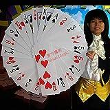 大規模カード生産ファン / Large-Scale Card Production Fan -- ステージマジック / Stage Magic /マジックトリック/魔法; 奇術; 魔力