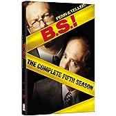 Penn & Teller Bs: Complete Fifth Season [DVD] [Import]