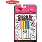 Melissa & Doug On The Go Color by Numbers Kids' Design Board