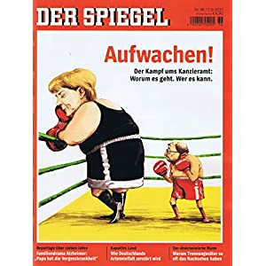 Der Spiegel [DE] No. 36 2017 (単号)