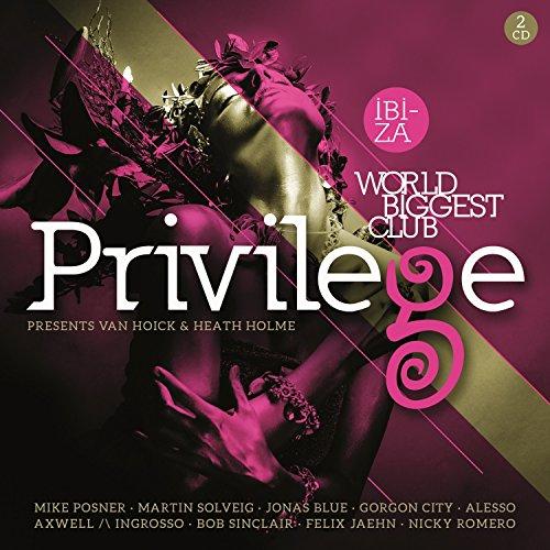 Privilege Ibiza 2016
