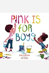 Pink Is for Boys ハードカバー