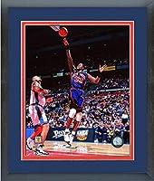 Patrick Ewing New York Knicks NBAアクション写真(サイズ: 26.5CM x 30.5CM )フレーム