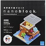 ナノブロック ナノイド リゾートコテージ NBI_002