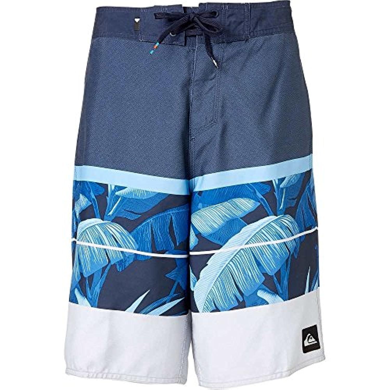 (クイックシルバー) Quiksilver メンズ 水着?ビーチウェア 海パン Quiksilver Slab Island Board Shorts [並行輸入品]