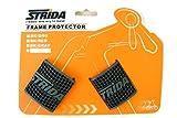 STRIDA(ストライダ) フレームプロテクター2個セット FRAME PAD ST-FP-003 グレー