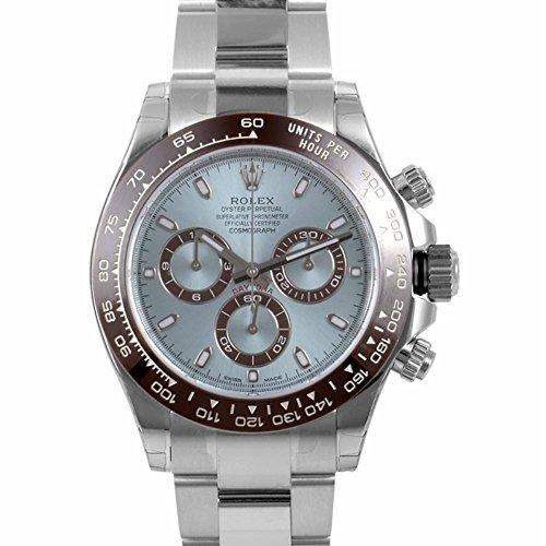 Rolex デイトナ メンズ腕時計 自動巻き 116506 (中古品、保証付き)