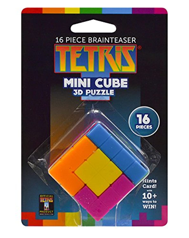 Masterpieces Tetris 3d Miniキューブ