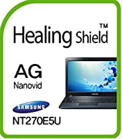 Healingshield スキンシール液晶保護フィルム Anti-Fingerprint Anti-Glare Matte Film for Samsung Laptop Ativbook 2 NT270E5U