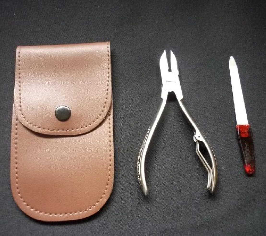 エステートスナッチクラウンTOYOMITSU ニッパー型 爪切り No.NN-120