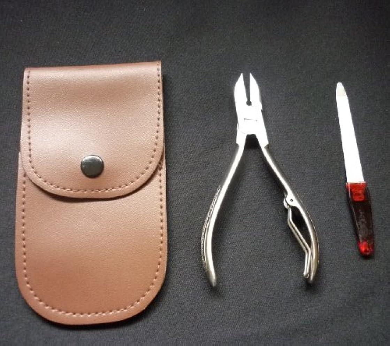 起業家部分的に許さないTOYOMITSU ニッパー型 爪切り No.NN-120
