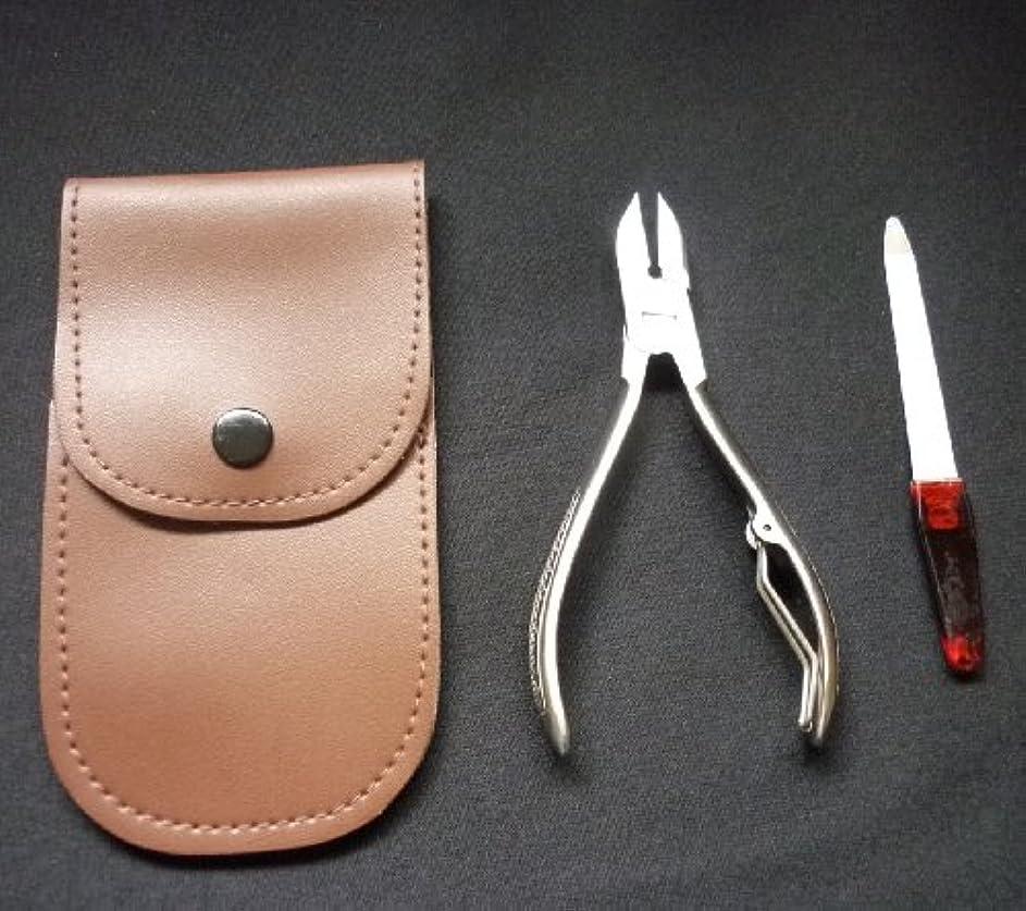 変更可能包帯ピクニックTOYOMITSU ニッパー型 爪切り No.NN-120